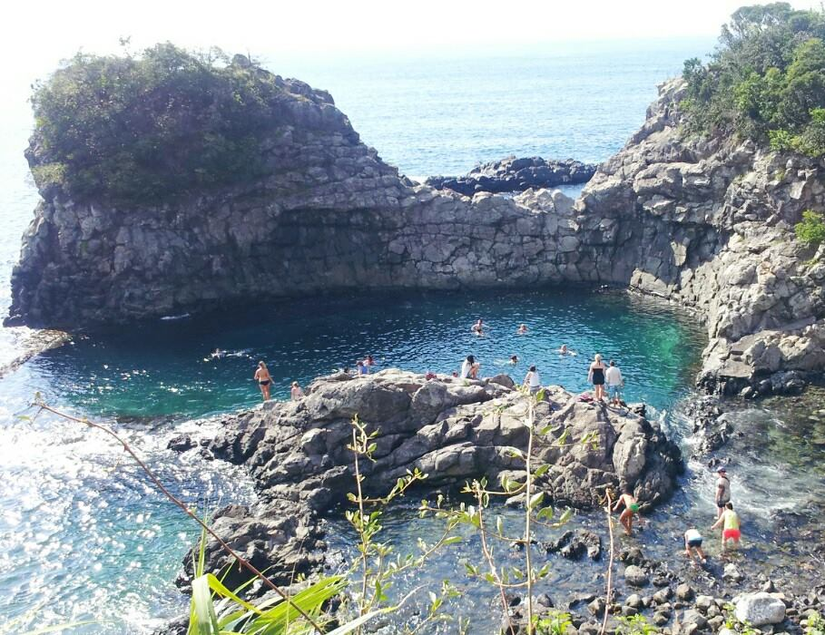 The most magical swimming spot in all of Korea
