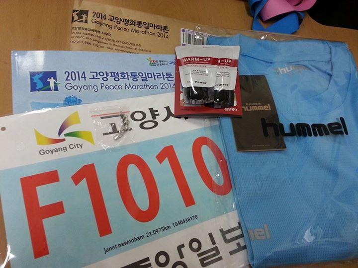 peace marathon