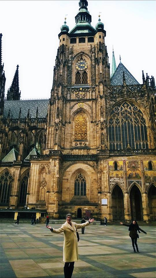 church prague