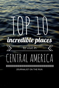 Top 10 Central America