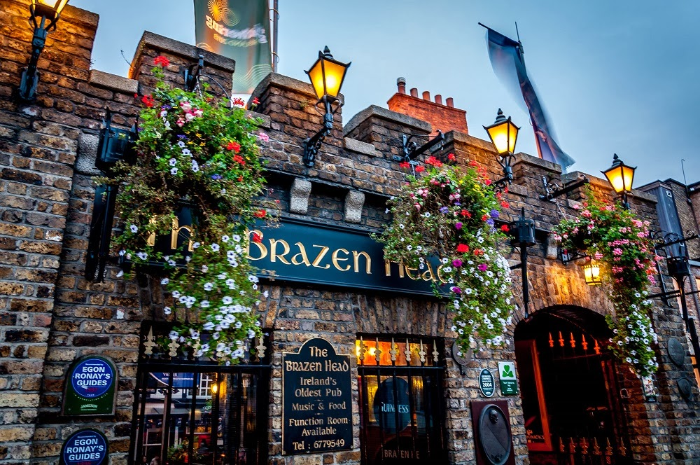 Unique Pubs in Dublin City - From Morgues To Music Shops