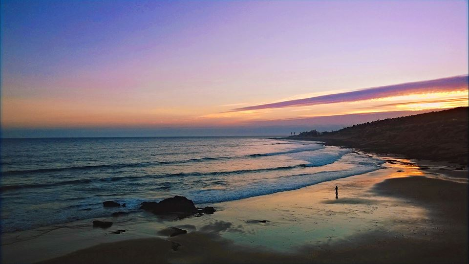 sunset-taghazout