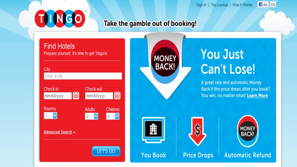 tingo-travel-app