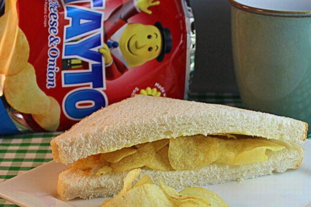 Tayto-crisp-sandwich