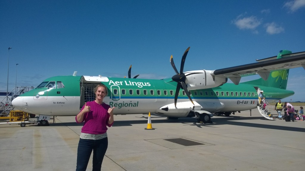 aer lingus jersey