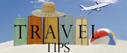 top travel tips journalist on the run