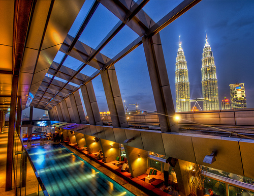 best rooftop bars in kuala lumpur prices directions and. Black Bedroom Furniture Sets. Home Design Ideas