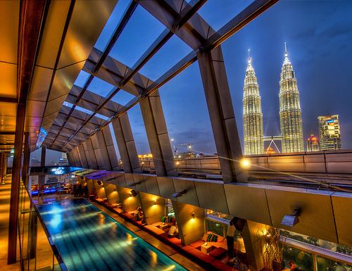 Traders Hotel Kuala Lumpur SkyBar