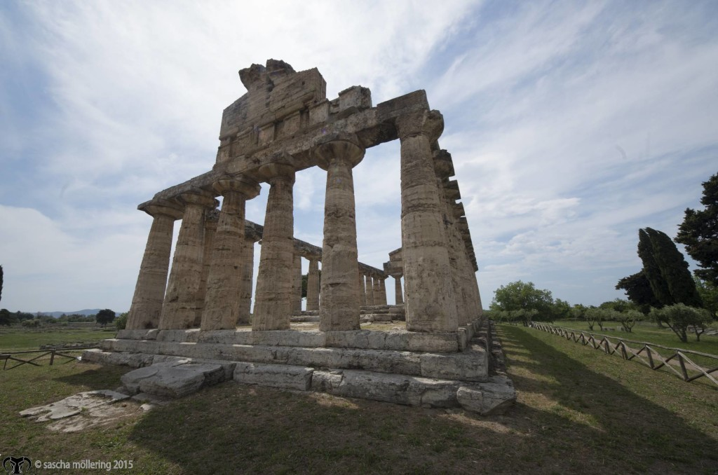 Ancient Italy: Comparing The Historic Sites Of Pompeii And Paestum