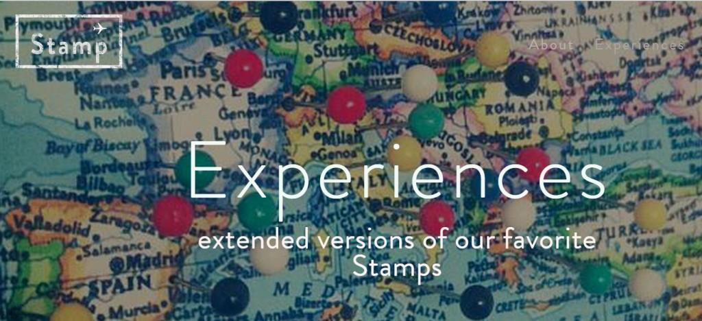 stamp-experiences