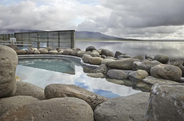 best hot springs in iceland