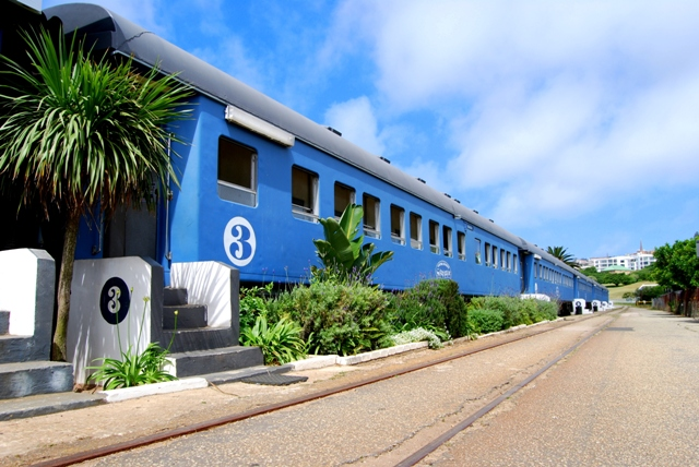 santos-train-mossel-bay