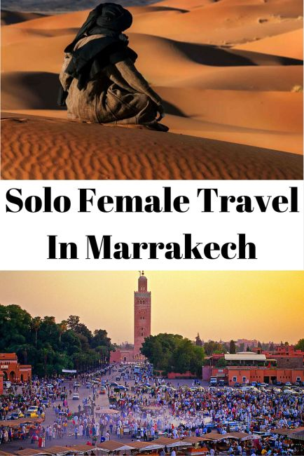 Tips For Solo Travel In Marrakech