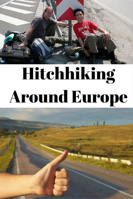 5 Tips For Hitchhiking Around Europe