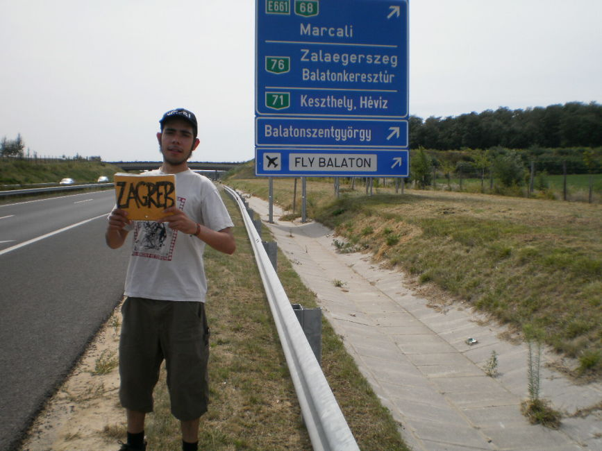 hitchhiking tips for europe