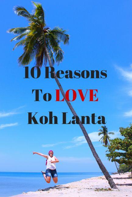 10 Reasons To LOVE Koh Lanta