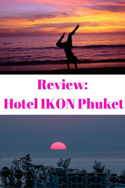 Hotel IKON - Home To Phuket's Best Sunsets