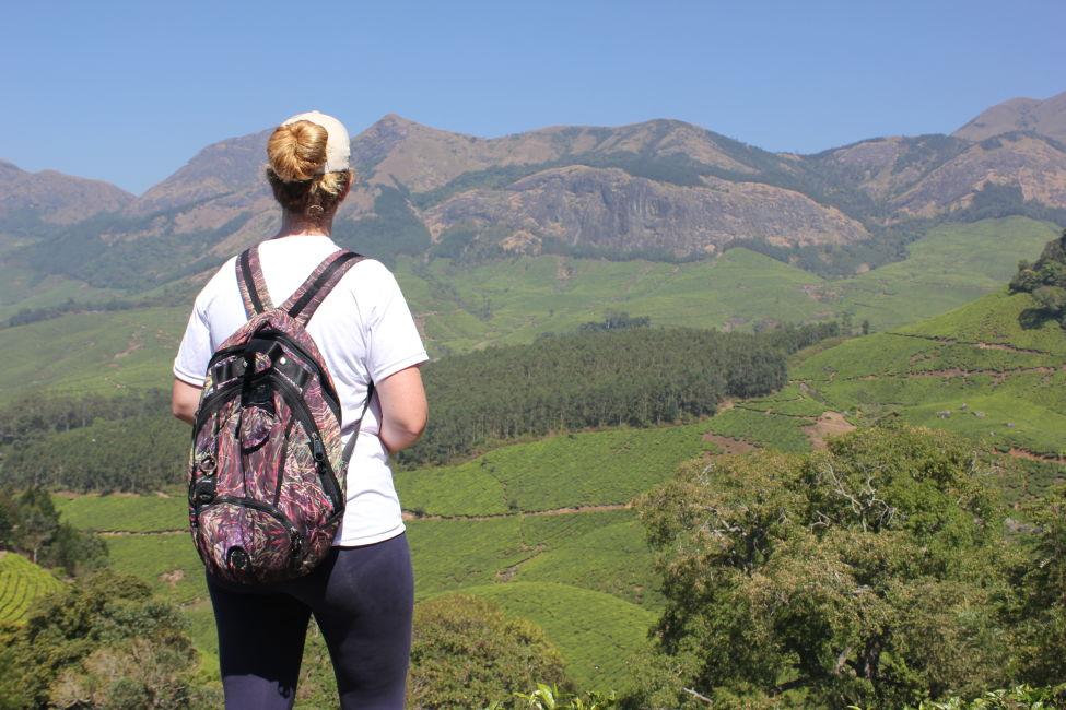 hiking-kerala