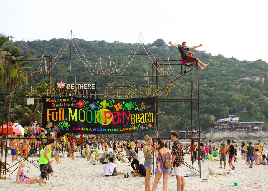 Koh Phangan Full Moon Party Survival Tips