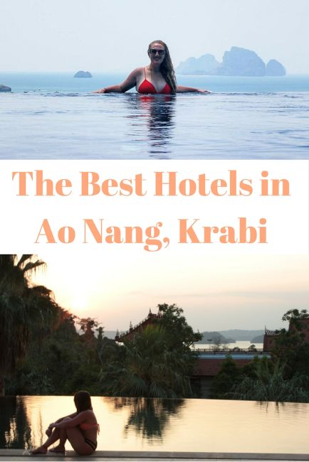 The Best Hotels in Ao Nang, Krabi