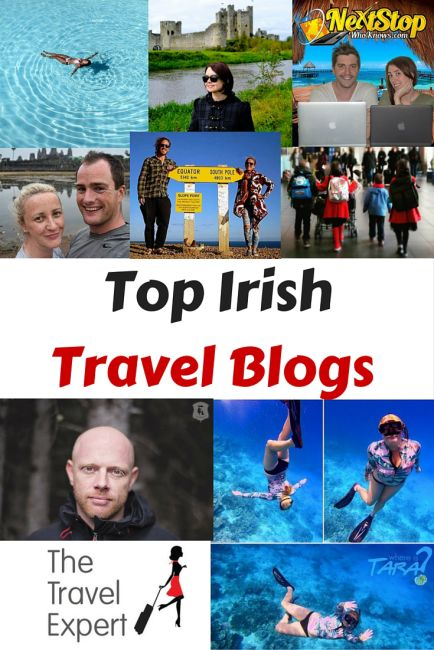 Top Irish Travel Blogs