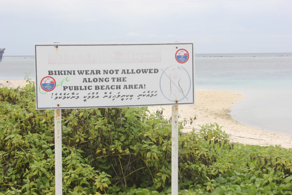 bikini-beach-sign-maldives