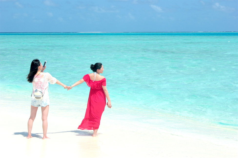 cheap day trips in the Maldives