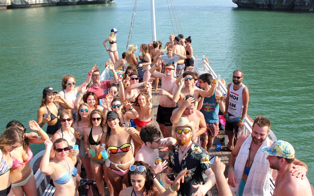 The cultural cruise