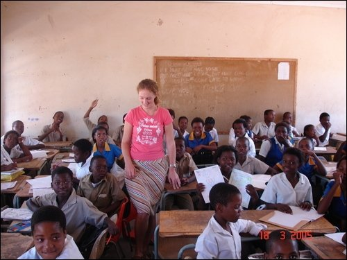 Teaching in South Africa, 2004 - 2005