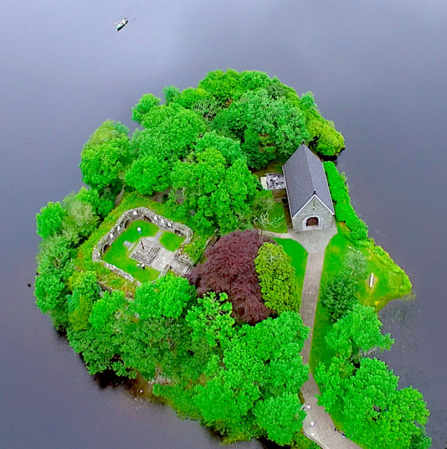 aerial -photo-gougane-barra