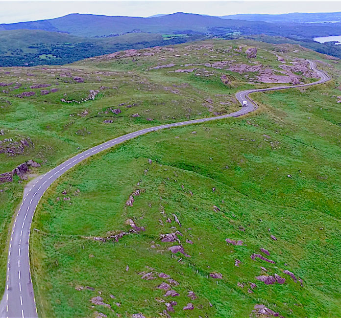 irish-roads-drone