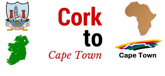 CORK TO CAPE TOWN