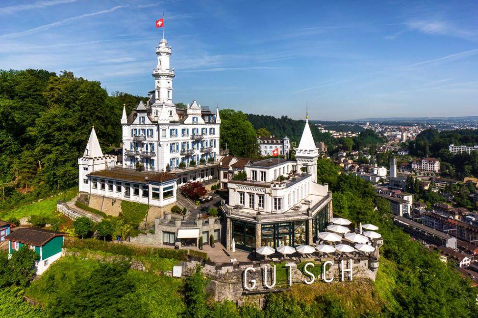 amazing hotels in switzerland