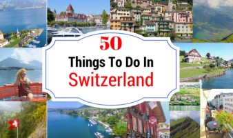 50 unique things to do in Switzerland