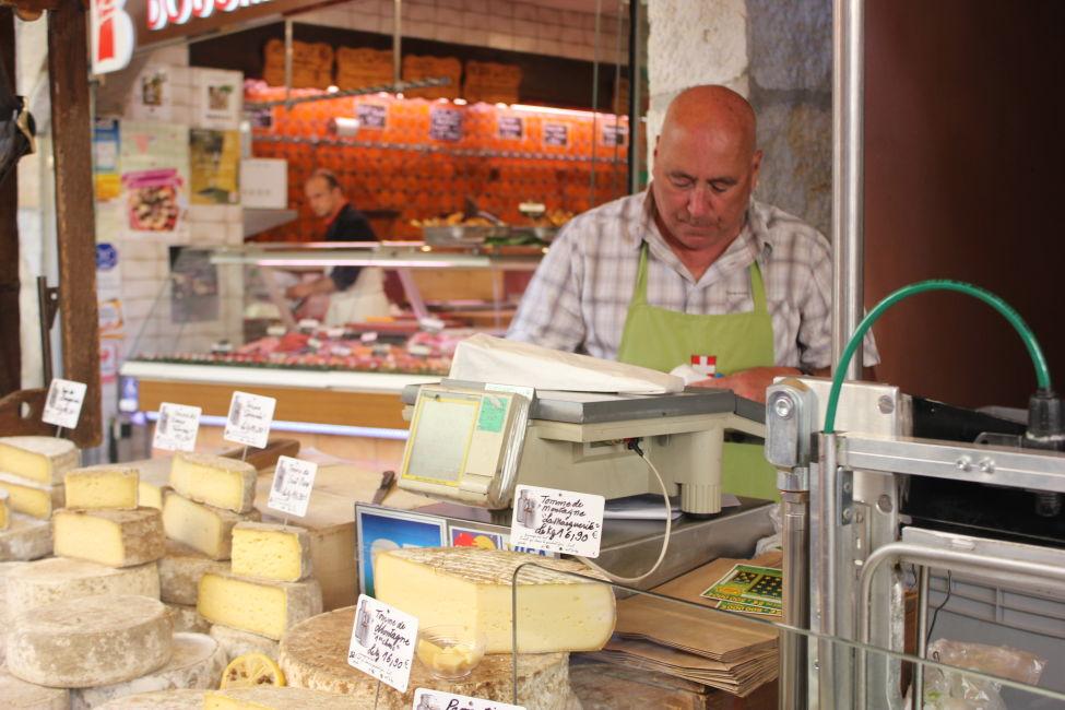 My favourite cheesemonger