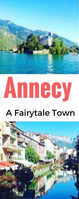 Annecy - A Fairytale Town