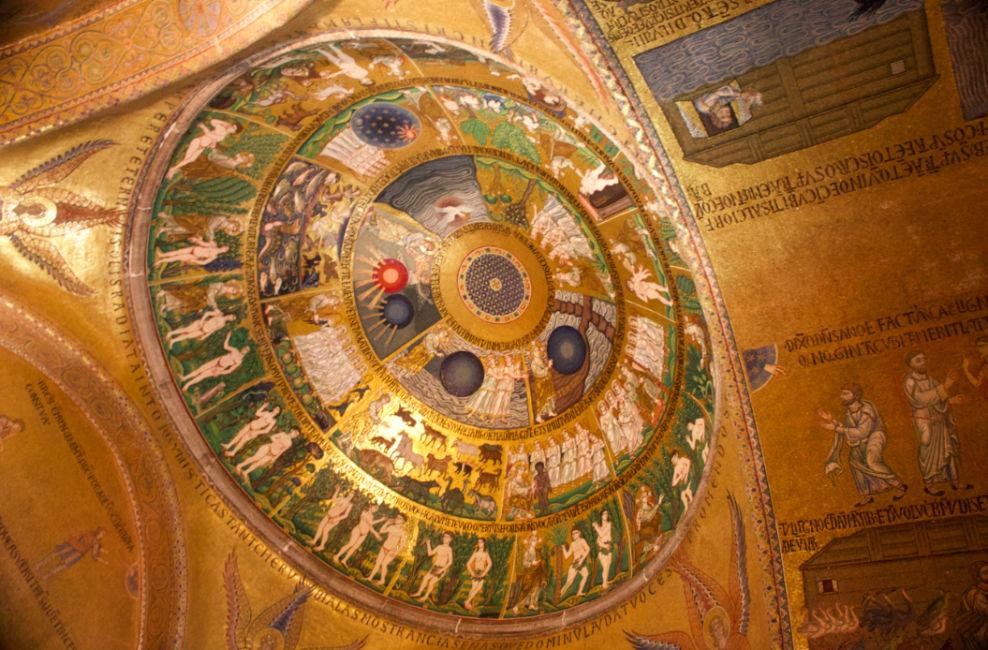 san-marks-basilica-roof