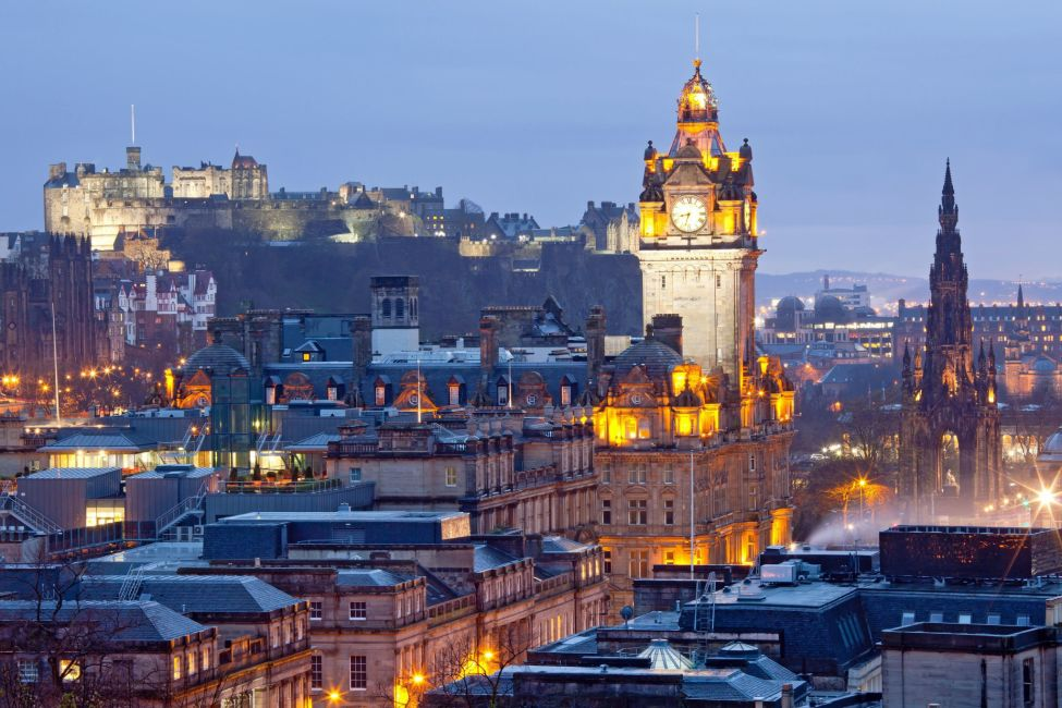 Top 10 Things To Do In Edinburgh: Bonnie Scotland