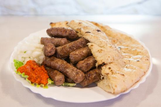 cevapi-mostar -things to do in bosnia