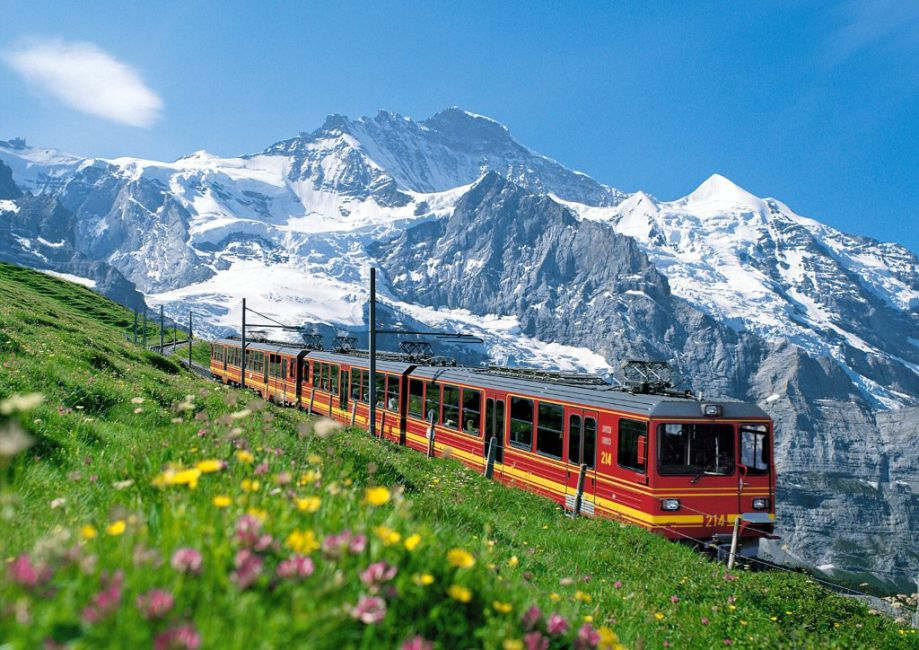Our Grand Train Tour of Switzerland Review – A Magical Journey