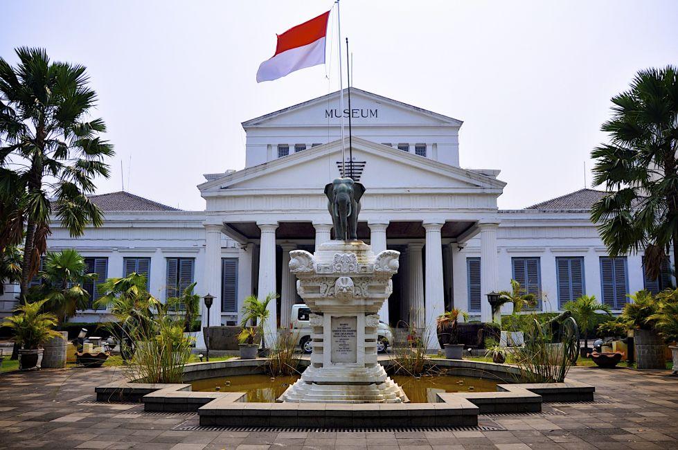 Seven Best Attractions in Jakarta, Indonesia