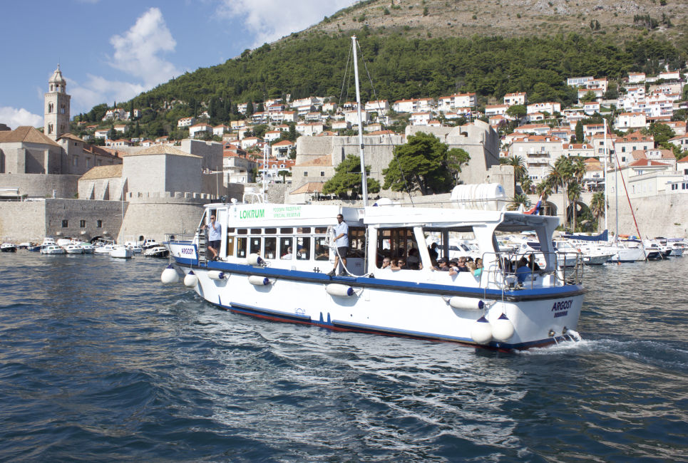 lokrum-ferry