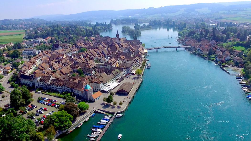 Swiss Travel System train tour