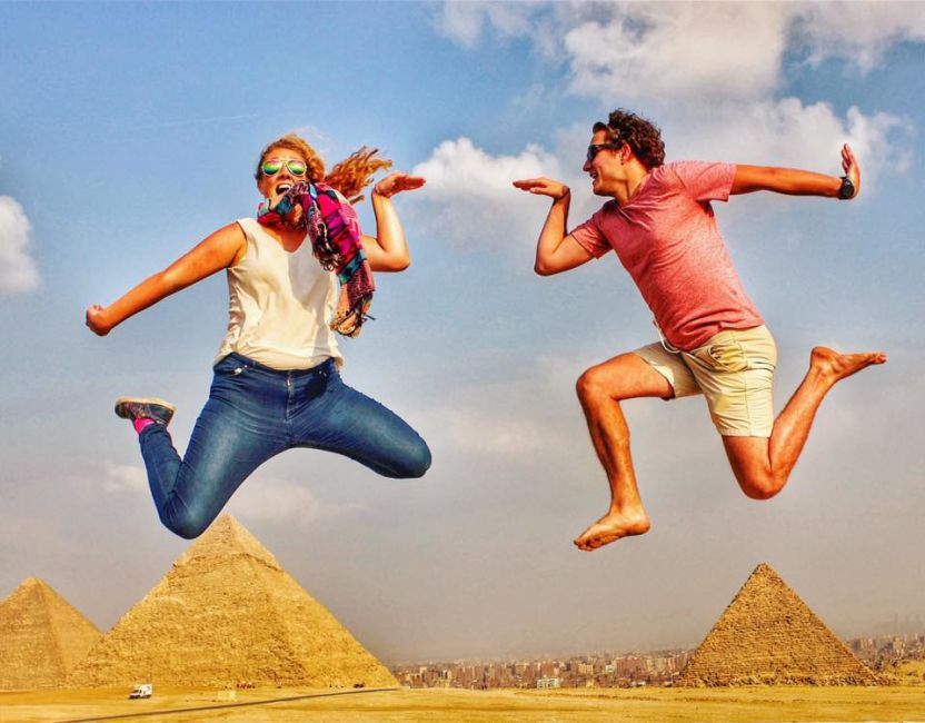 Egypt travel itinerary