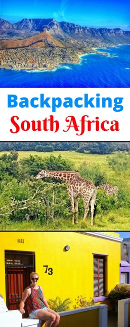 Backpacking South Africa