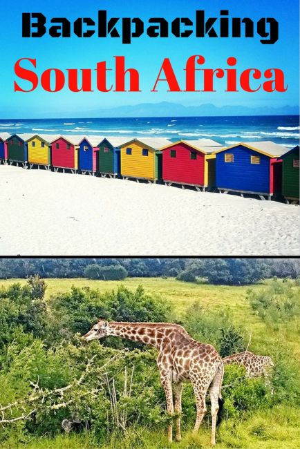 Backpacking South Africa – Travel Guide