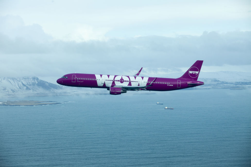 COMPETITION: Win TWO Return Flights To Iceland With WOW air