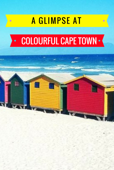 Proof Cape Town Is The Most Colourful City