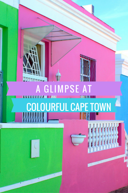 Colourful Cape Town