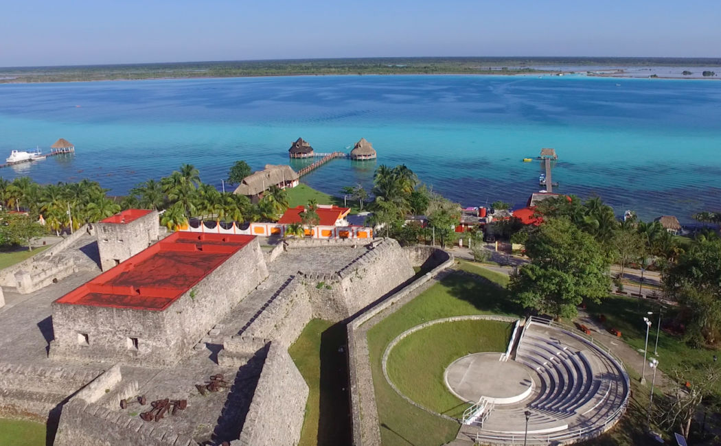Bacalar Lagoon Mexico Most Beautiful Lake On Earth
